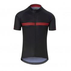Giro Chrono Sport Short Sleeve Jersey Black Red