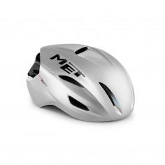 Aero MET Manta White Helmet 2017