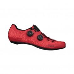 Zapatillas Fizik Vento Infinito Knit Carbon Coral Negro