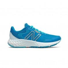 Zapatillas New Balance Fresh Foam Evoz Azul Claro SS21 Mujer