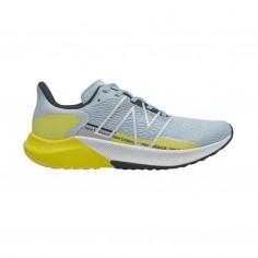 New Balance FuelCell Propel v2 Corsa Light Blue Yellow running shoes SS21 Woman