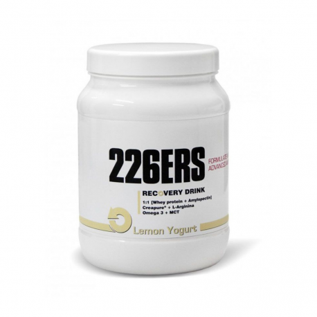 Recuperador Muscular 226ERS 500 gr Limon Yogurt