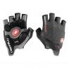 Castelli Rosso Corsa Pro V Gloves Dark Gray