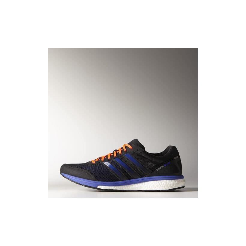 Adidas Adizero Boston Boost 5 m negras