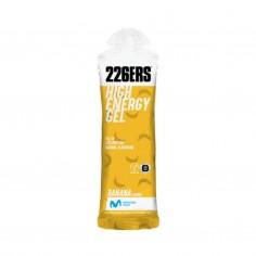 226ERS Banana energy gel 60 ml. (1 unit)