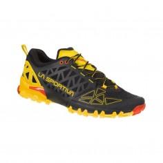 La Sportiva Bushido II Black / Yellow SS19 Futsal Boot
