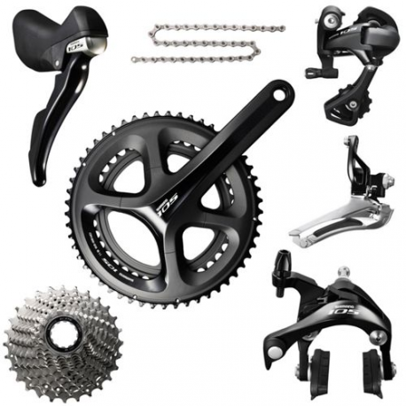 Shimano 105 5800 11 Speed Complete Groupset