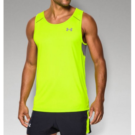 Camiseta de Tirantes Under Armour ColdBlack Run Singlet
