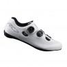 Zapatillas Shimano RC7 Blanco Negro