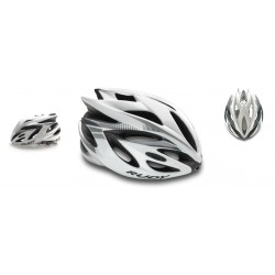 Casco Rudy Project- Rush White - Silver Brillante