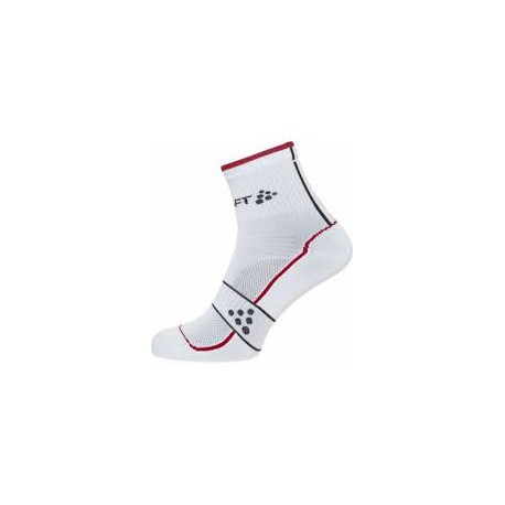 Calcetines ciclistas Craft - Grand Tour Bike White/Black