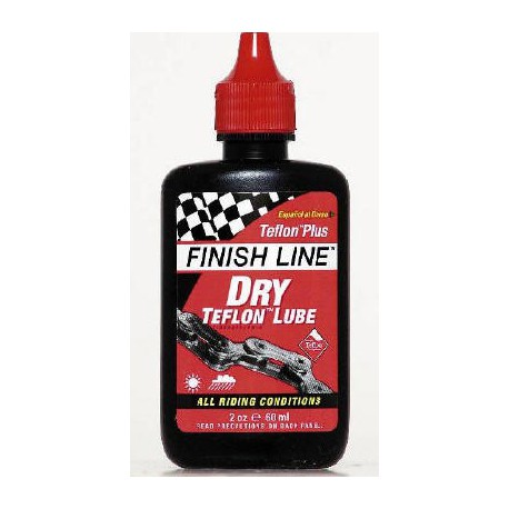 Lubricante TEFLON de FINISH LINE 120ml