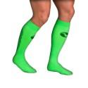 Calcetín Técnico de Compresión NRG Running Verde Neon