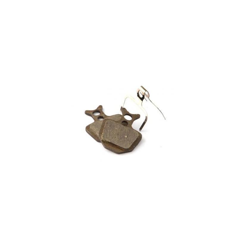 Pastillas de Freno Orgánicas Clarks VX833C