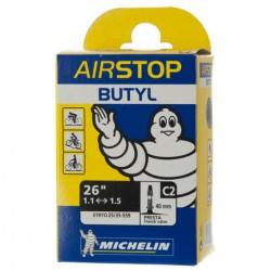 Michelin Butyl C2 26'' 1.1 - 1.5 Presta 40mm