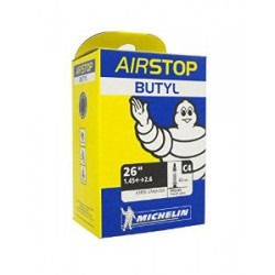 Michelin Butyl C4 26'' 1.45 - 2.6 Presta 40mm
