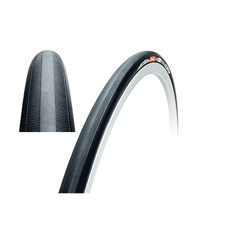 Tubular Tufo C Elite S3 225 gr TEW 23mm Negro Tubular Clincher