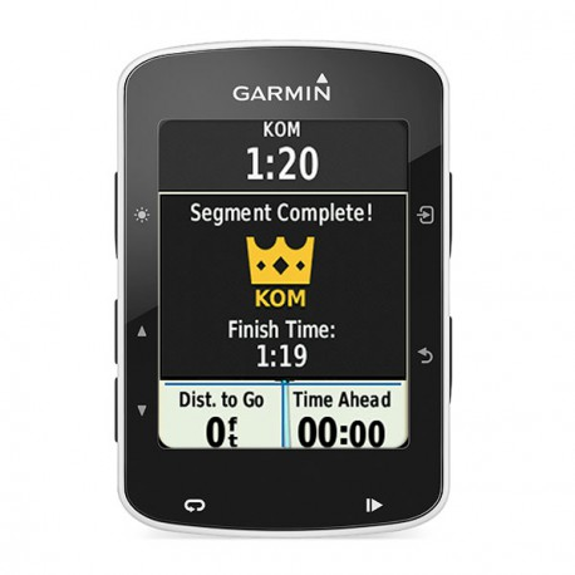 Ciclocomputador con GPS Garmin EDGE 520 (bajo Reserva)