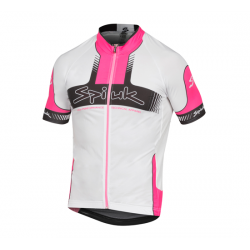 Maillot Spiuk Performance Negro/Rosa/Blanco