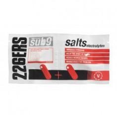 Caja de Sales Minerales SUB9 226ERS 40 packs duplo. 80 unidades (1g X 2 Ud)
