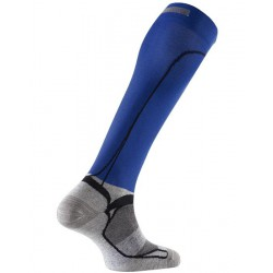 Calcetines Compresión Running Reactive Lurbel Azul Royal