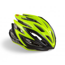Casco Spiuk Dharma 2016 Amarillo Fluo/Negro
