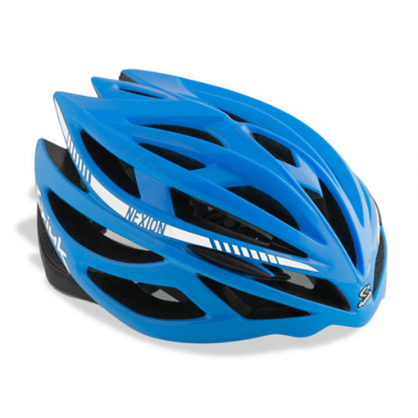 Casco Spiuk Nexion Azul Negro 2016
