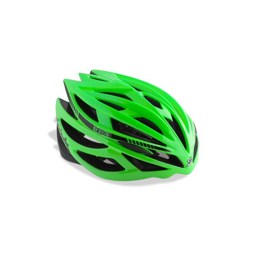 Casco Spiuk Nexion Verde Negro 2016