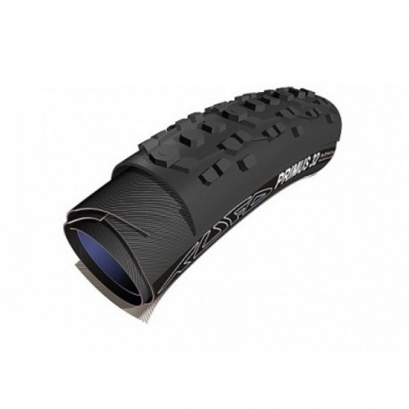 "Cubierta Tubular Tufo Primus 33SG Cross negro 28""*33mm"