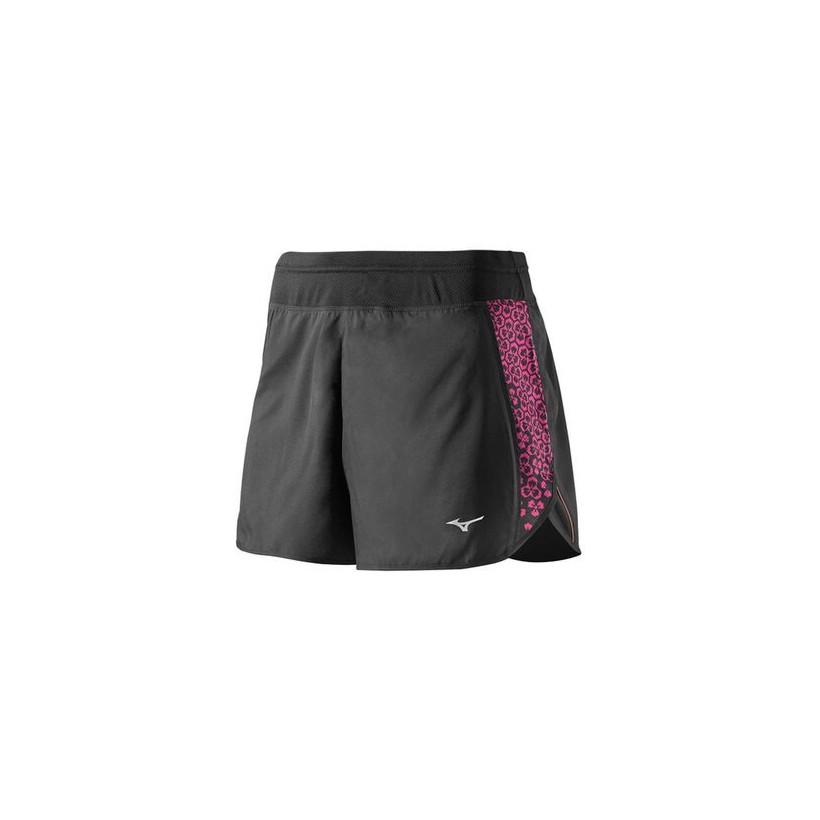 Pantalones cortos Mujer Mizuno DryLite Square 4.0