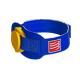 Cinta Porta Chip Azul Compressport Timing Chip