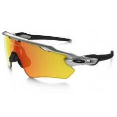 Gafas Running Oakley Radar EV Path Gris/Naranja Fuego