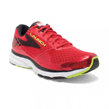 Brooks Launch 3 rojo PV16
