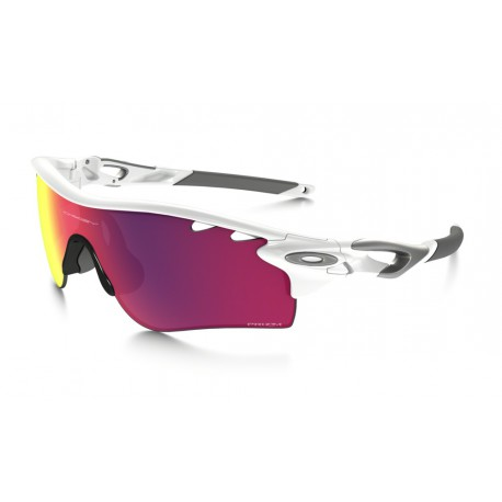 Gafas Oakley Radarlock Path polished white Prizim