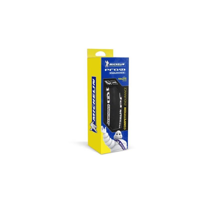 Cubierta Michelin Pro4 Endurance V2 700x23 Negra