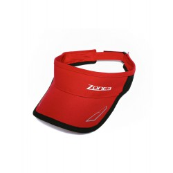 Visera Coolmax Race Zone 3 Roja