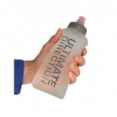 Chaleco de hidratación Compressport rojo/negro