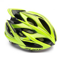 Casco Rudy Project Windmax Yellow Fluo brillante