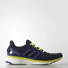 Adidas Energy Boost 3 Azules Navy/Amarillo OI16 m