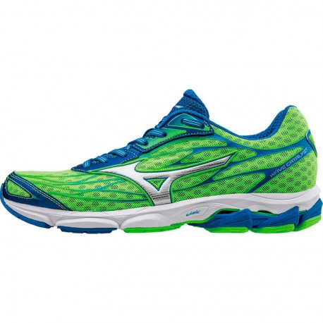 Mizuno Wave Catalyst OI16 Verde/Azul
