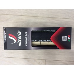 Cubierta Vittoria Zaffiro Pro Training 700x 23 Negro/Beige