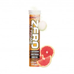 Tabletas High 5 Zero Xtreme (+cafeína) Pink Grapefruit 1tubox20tabletas