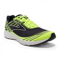 Zapatillas Asteria negro/amarillo m Brooks OI16
