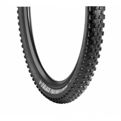 "Vredestein Black Panther Xtreme 29""x2.20 Tubeless Ready- Cubierta Plegable"