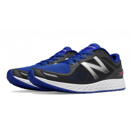 New Balance Zante Fresh Foam V2 Negro Azul OI16 Zapatillas Running