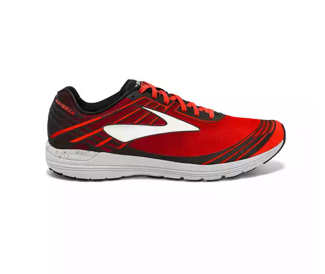 Zapatillas Brooks Asteria Negro Rojo