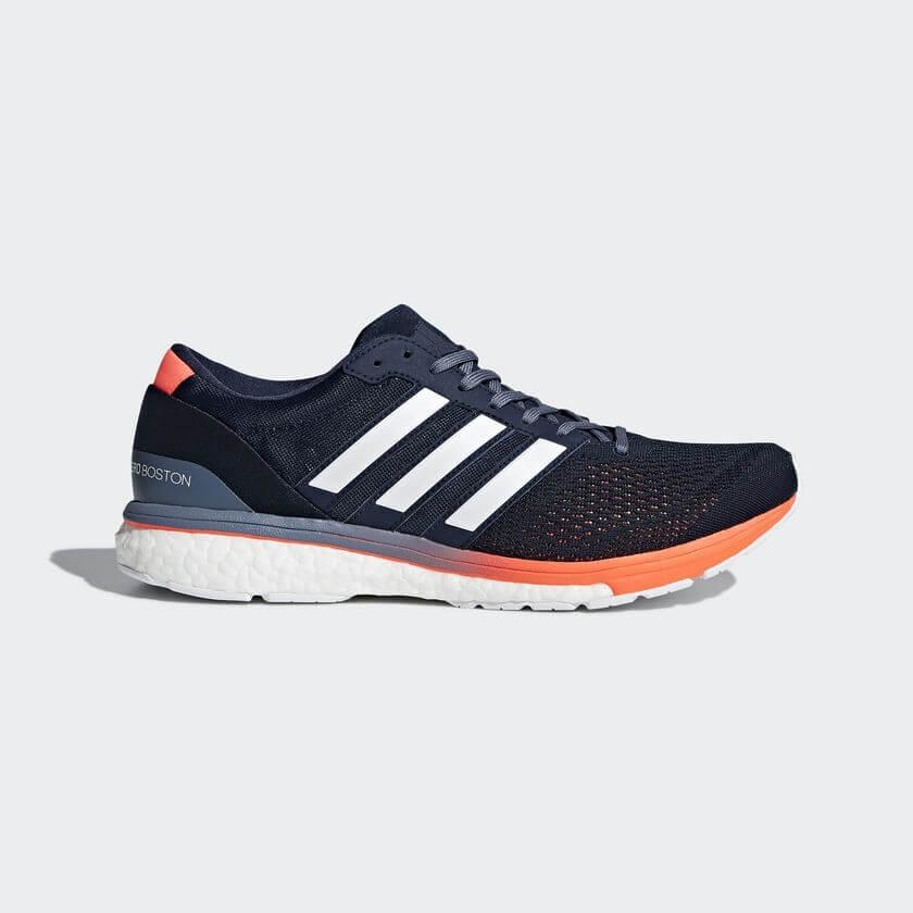 Zapatillas Adidas Adizero Boston 6 Hombre Azul marino PV18