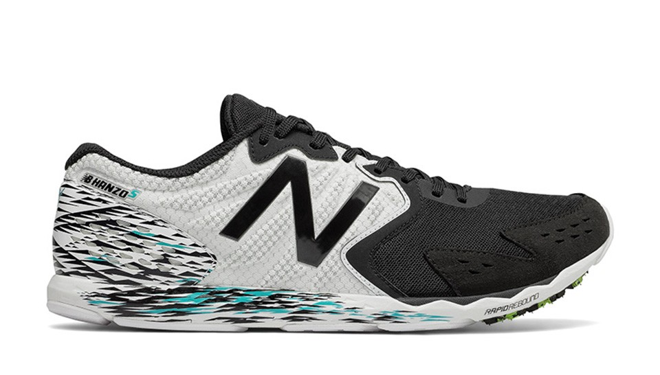 New Balance Hanzo S Performance Competición negro/blanco PV18