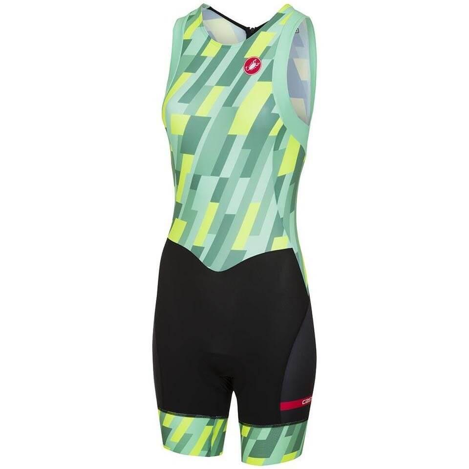 Tritraje Castelli Short Distance wetsuit Mujer