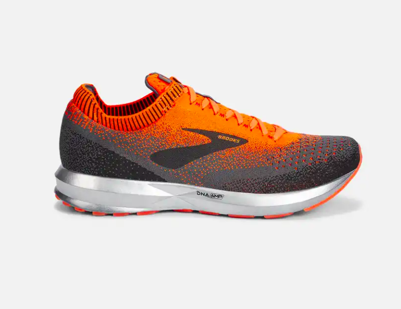 Brooks Levitate 2 Men's Running Shoes Orange Black AW19